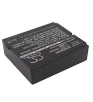 brand new 3.7V rechargeable Battery pack DS-SD20 for PNJ AEE sport camera accessories