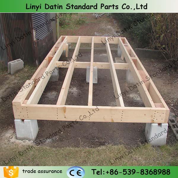 Beton blokken te koop prefab betonnen dek pieren Floating deck cinder blocks