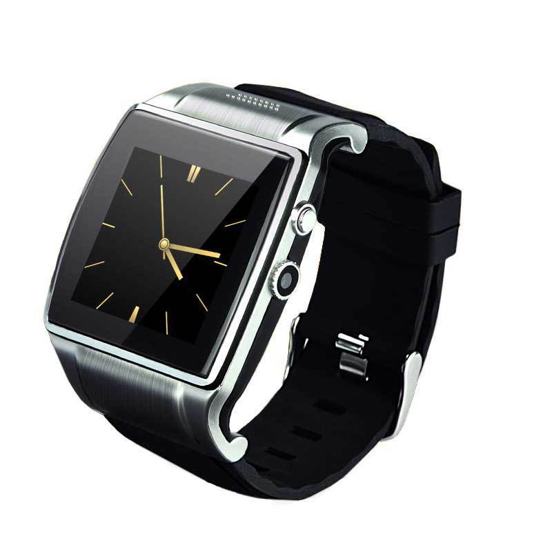 New Luxury L18 SmartWatch Bluetooth WristWatch FR19 1.54'' Touch Screen UPRO Smart Android Watch for IPhone Android Smartphones