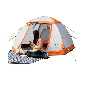 W0054 Pop-up Tent Camping Tent for camping 1-2 Men Cheap Tent