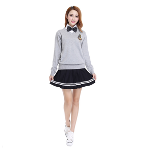 Korean school girls uniform pictures manufacturers