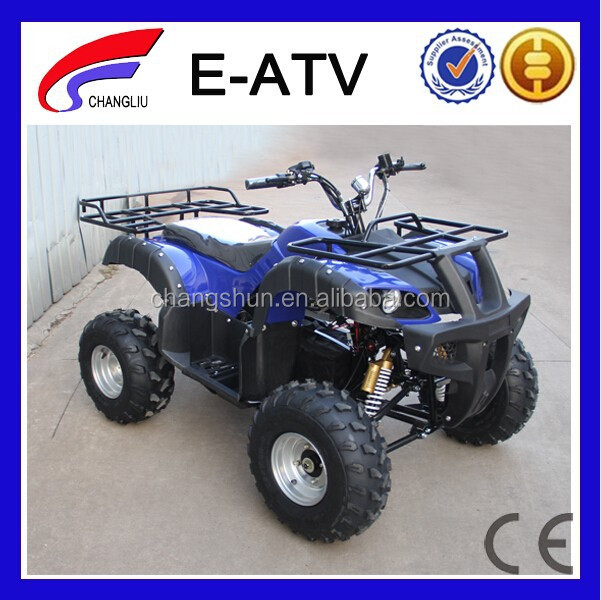 New Chinese Brushless Shaft Driving Electric ECE Certification ATV