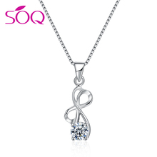 Musical note pendant necklace elegant 925 sterling silver wedding jewelry turkish silver necklace jewelry