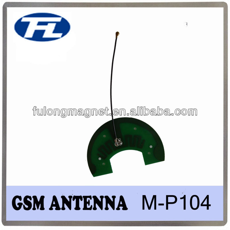 (Real factory)Cellular GSM 850/900/1800/1900&UMTS/WCDMA(3G) Internal PCB Antenna with Miniature Co-axial Cable IPEX connector