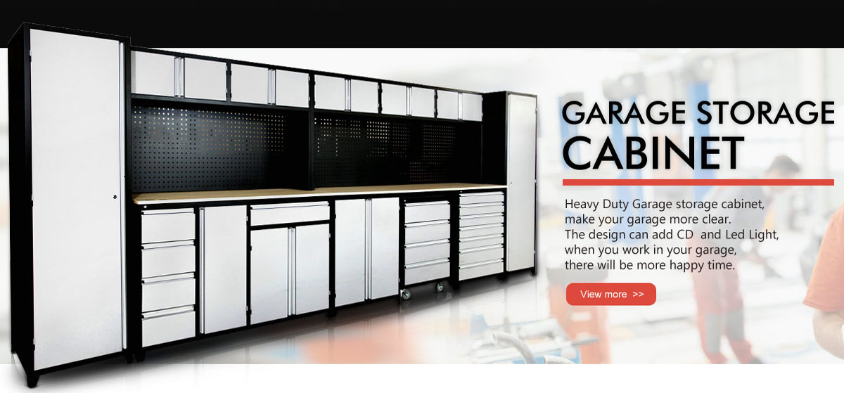 Qingdao Langshuo Metal Products Co., Ltd. - Tool Cabinet