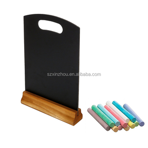 sandwich sign board menu blackboard chalk use only