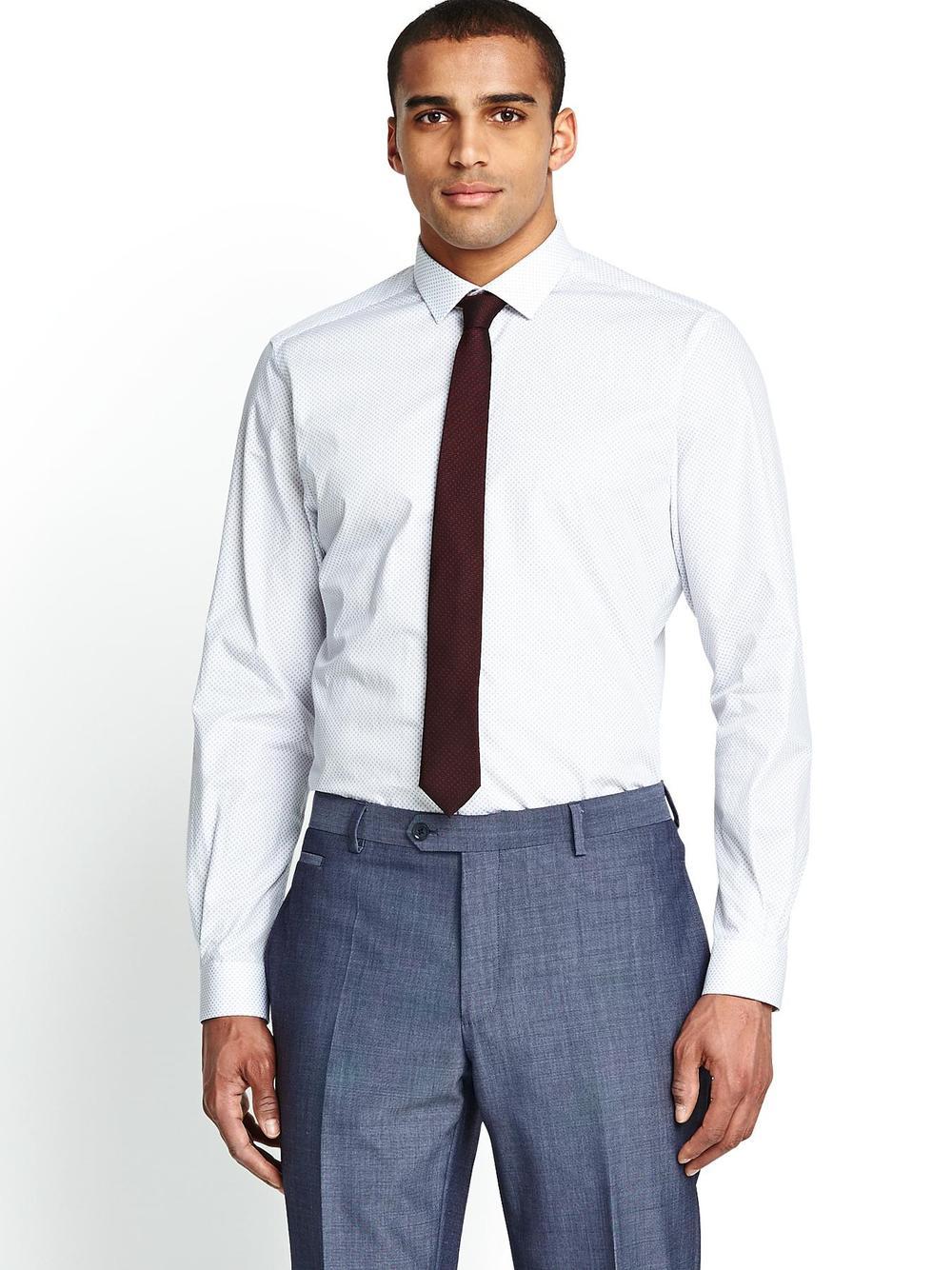 Wholesale Men Office Long Sleeve Shirt - Buy Men Office Long ...