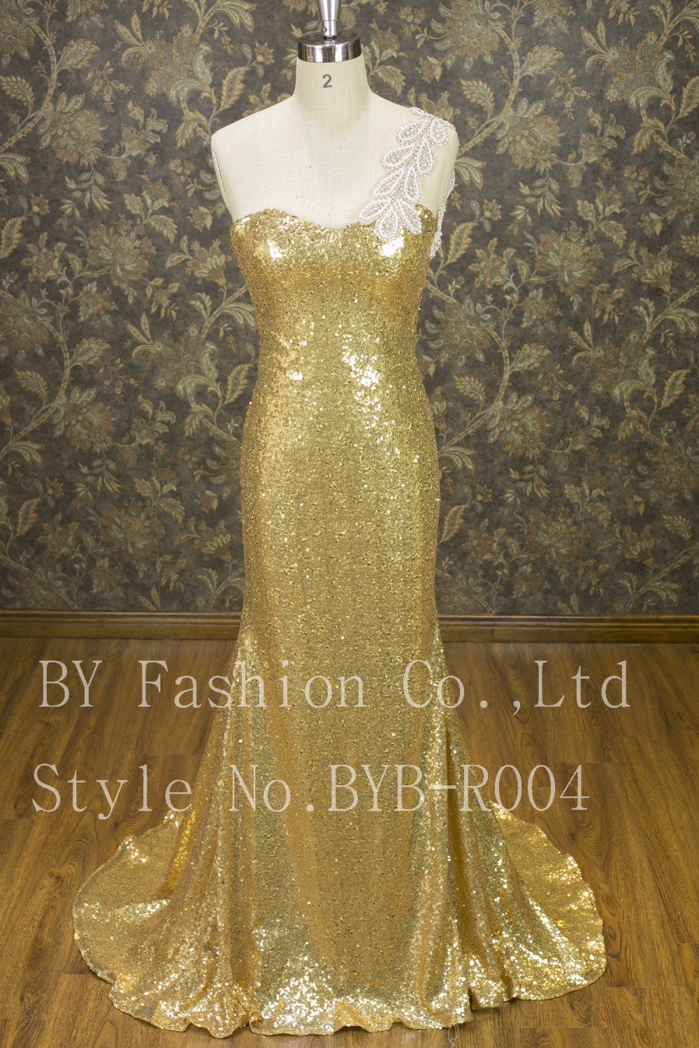 2017 Gold Evening Sparkling For Women Ladies\'s Latest Designs ...