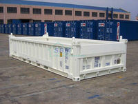 Sea Container Prices (Open Side, Open Top, Bulk, Platform, Platform Based, Flat Rack, etc)