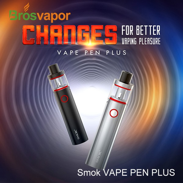 Smok Vape pen Plus 3000 mAh Vaporizer Pen Starter Kit