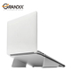 Metal aluminium portable flexible 17 inch laptop stand