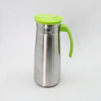 Korea Style Food Grade 304 Stainless Steel Water Pitcher 13l With