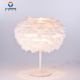 Bed side decorate table lamp modern