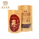 Trade Assurance Welcome Best Selling Custom Stand-up Kraft Paper Bag Heat Seal for Food