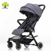 New model happy time foldable baby carriage 3 in 1 360 degree free rotation baby jogger stroller