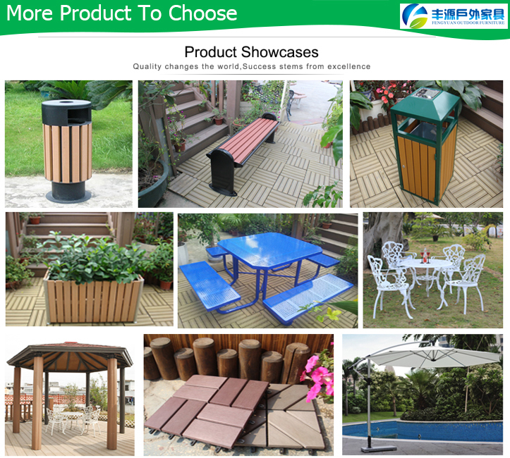 Hdpe Wpc Ps Recycling Plastic Wood Planter Box Shenzhen Direct Manufacturer Flower Pots For