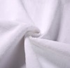 Soft & Comfortable Waterproof Coral Fleece Fabric Laminated with Polyurethane