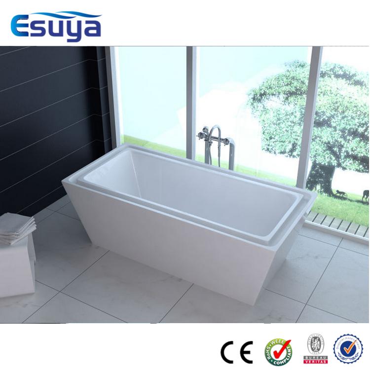 how to clean acrylic bathtub