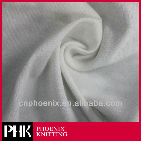 Cotton Viscose elastane Jersey Knit Fabric for party dress