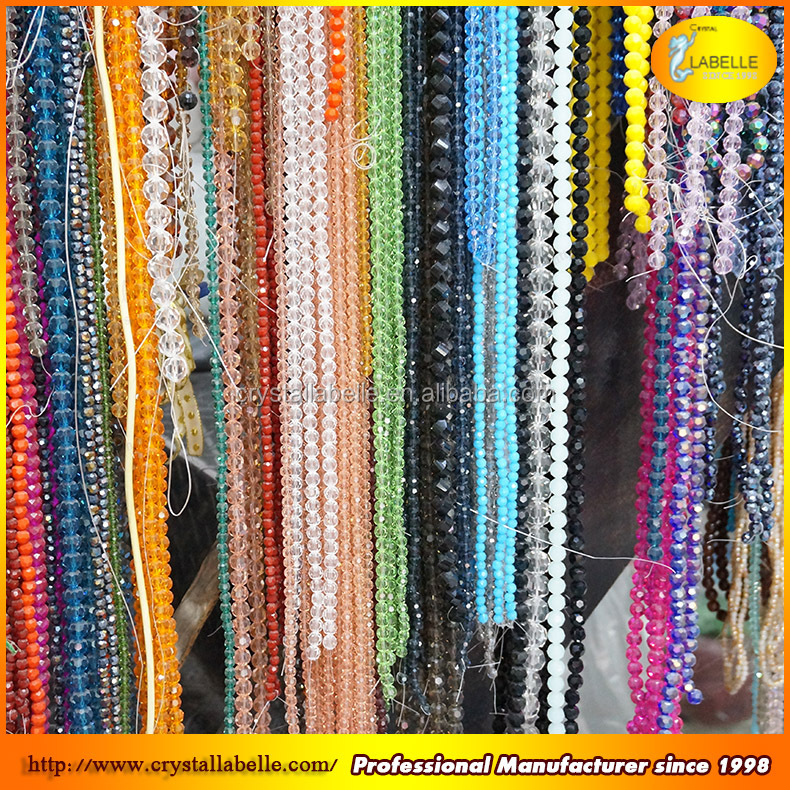 Murano Glass Beads Hot Sale Crystal New Cut Beads