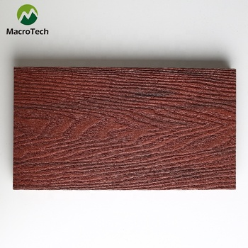 Eco-friendly wpc decking wood plastic composite decking flooring