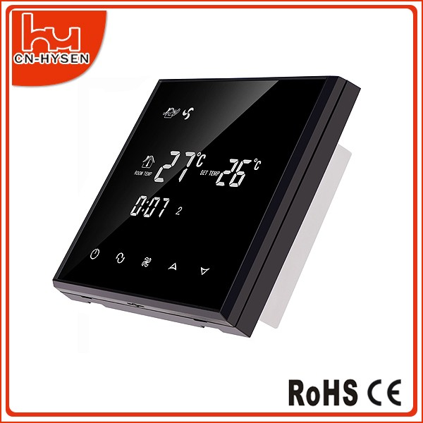7 days Programmable Mode Air Conditioner Digital Room Thermostat