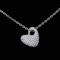 Promotion 925 Sterling Silver Jewelry Necklace Wholesale