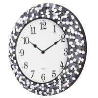 decals at target crate and barrel digital wall clock