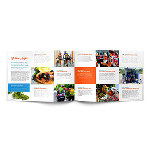 travel brochure template for travel agent guide