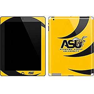 Alabama State University New iPad Skin - Alabama State Hornets Vinyl Decal Skin For Your New iPad