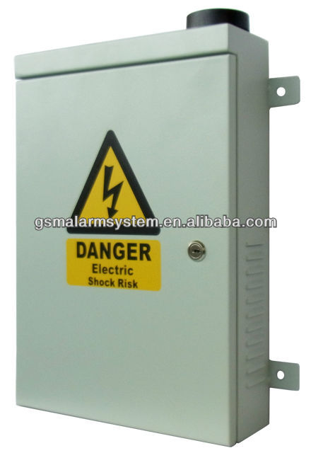 GSM/GPRS outdoor power facility Alarm & Control system s250 single phase 3-phase voltage monitoring and alarm unit