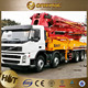 SANY 38m truck-mounted concrete boom truck YG5271THB