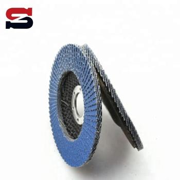 Best Abrasives Tools 115 22mm Zirconium Flap Disc Grinding Wheels