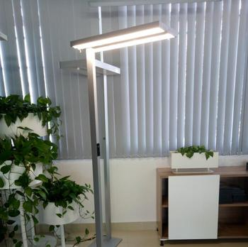 Energy Saving Modern Eyes Protective Office Floor Lamp With Motion
