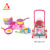 Top quality real cooking mini kitchen set cookware set toys