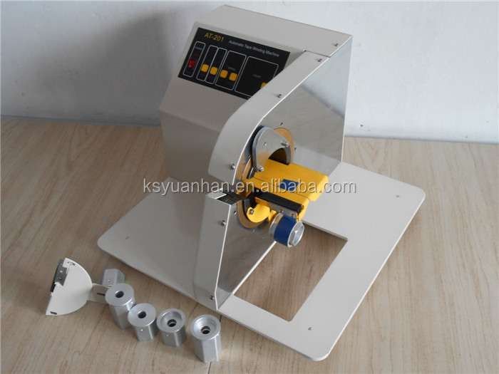 Wiring Harness Wrapping Machine : Automatic big toroid insulation tape winding machine buy