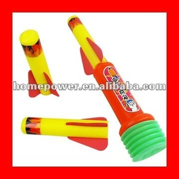 Air Rocket Launcher Toys Supplier From China