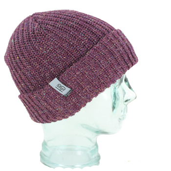 Cuffed slouch beanie cute bling winter beanie hat with your own label 5948060af8e