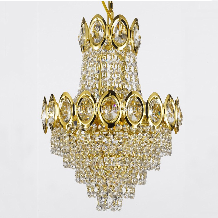 energy saving indoor chandelier decoration hanging crystal lights