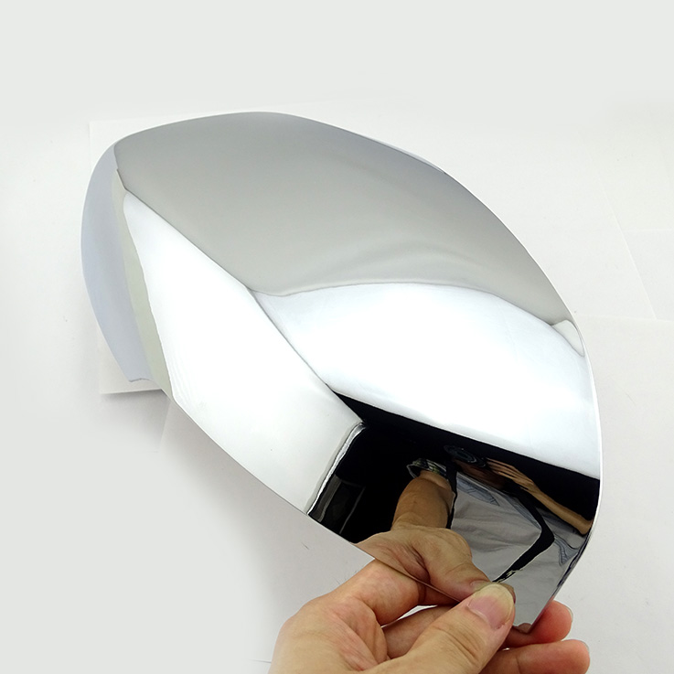 Car Exterior Accessories Chrome Side Mirror Cover Cap for discovery 2014+