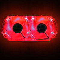 Red Led Light Talismoon Cooling Cool Silent Whisper Fan For Xbox ...