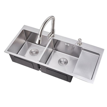 Double Kitchen Sink With Drainboard.2018 Stainless Steel Double Bowl Pedestal Rv Kitchen Sink With Drainboard Sld 10045 Buy Stainless Steel Double Bowl Sink Pedestal Rv Kitchen Rv