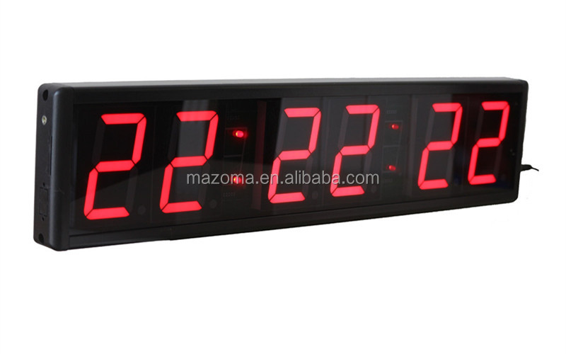 Multifungsi Digital LED Gym Timer