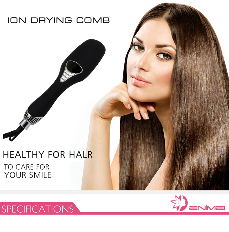 New Arrival Hot Selling Hair Style Tool Multifunctional Hair Straight and Drying Comb