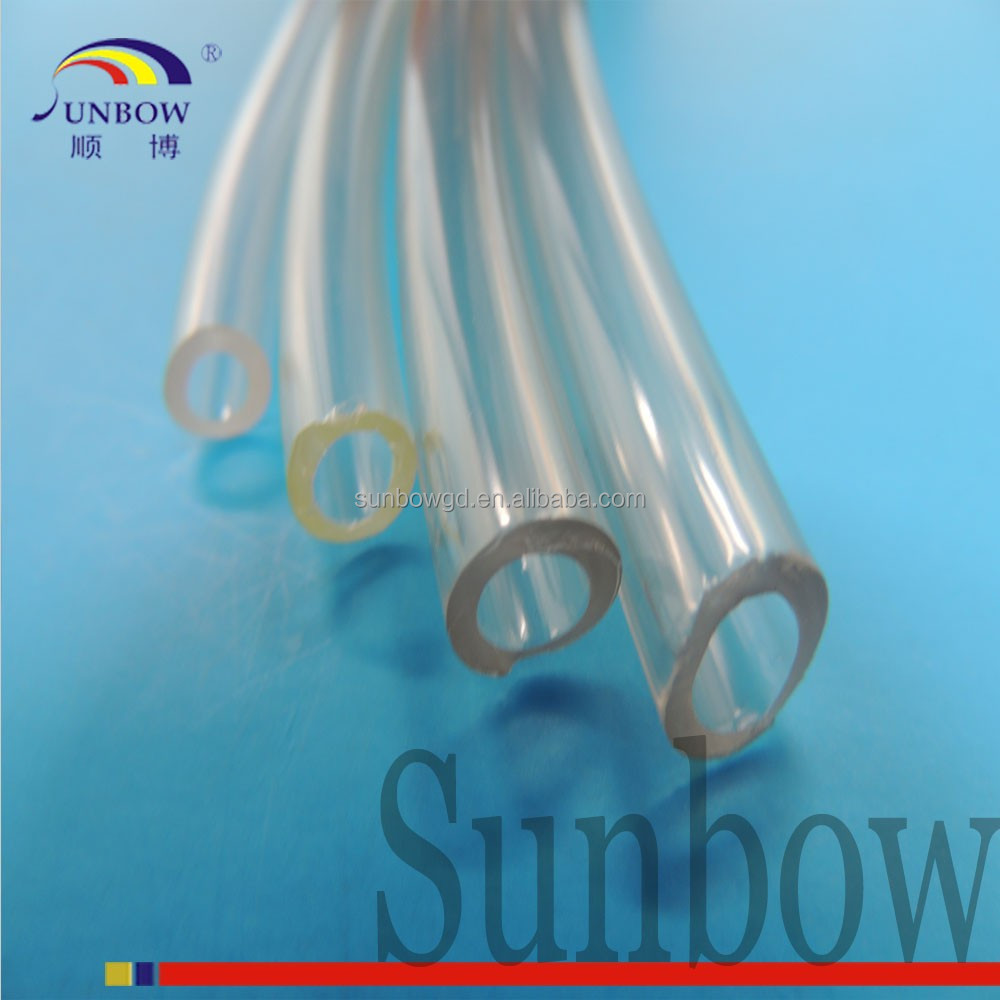 3Ft 1 Metre NEW PVC Clear Hose Tube Pipe-Flexible Plastic Tubing Washer Aquarium