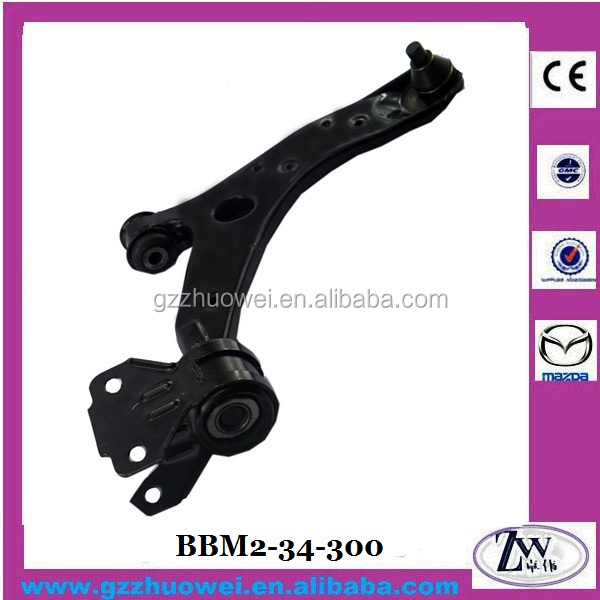 Front Suspension Lower Arm, Lower Control Arm for Mazda 3 BL BBM2-34-300, BBM2-34-300A
