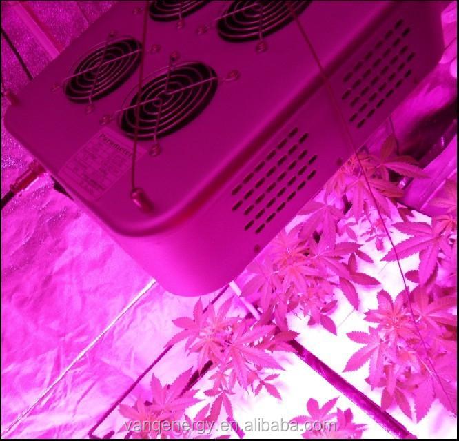 Vanq Led Grow Light,300w Hydroponic Grow Light,Full Spectrum 380 ...
