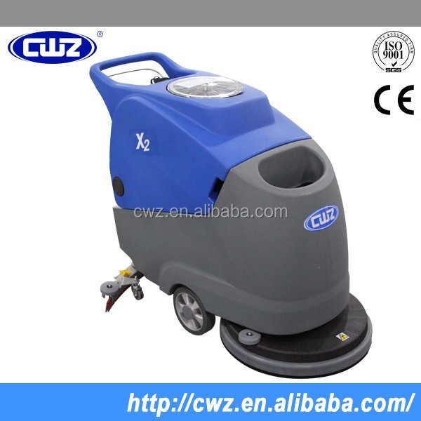 Industrial Floor Scrubber Dryer Industrial Floor Scrubber Dryer - Small industrial floor cleaning machines
