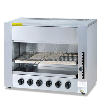 Kitchen Equipment Salamander/infrared Gas Kitchen Equipment ...