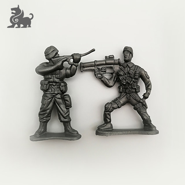 New product plastic soldier figure meeple for table game playing